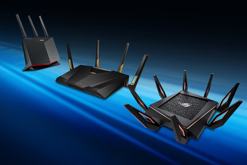 Asus router configuration