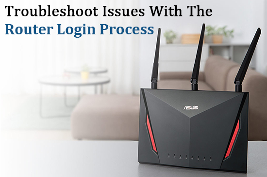 Troubleshoot Asus Router Login